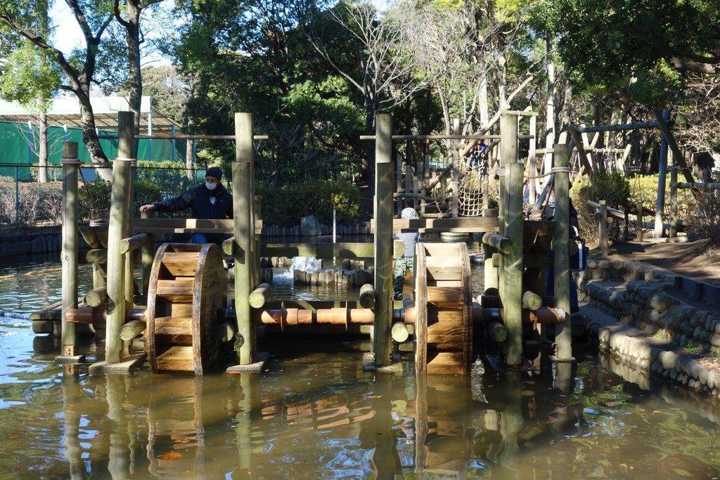 アスレチック 平和 公園 フィールド の 森