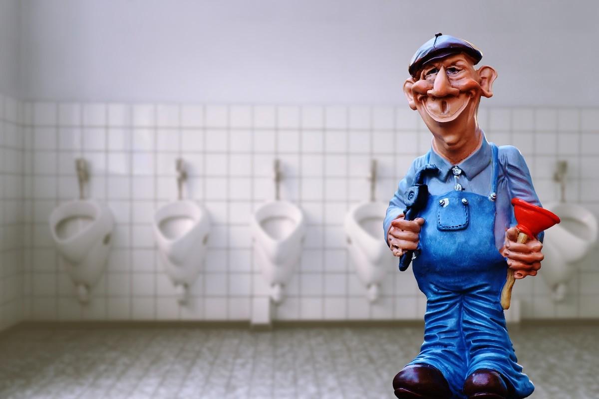 点滅 電源 inax トイレ